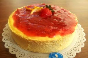 Cheesecake limao siciliano
