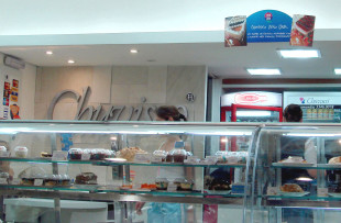 Chuvisco Shopping Itaguaçú